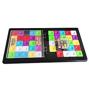 رخيصةأون ألعاب تعليمية-المكعب السحري الذكاء مكعب z-cube 5*5*5 السلس مكعب سرعة لعبة كتلة السحر سباق مكعب المجلس لغز مكعب مزدوج للأطفال بالغين ألعاب الجميع هدية
