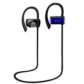 Χαμηλού Κόστους Ακουστικά για άθληση-LITBest Y99 Ακουστικά με λαιμό Ασύρματη Αθλητισμός & Fitness Bluetooth 4.1 Στέρεο Διπλοί οδηγοί Με Μικρόφωνο