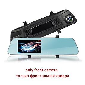 baratos DVR Automotivo-Mds-l1020 carro dvr espelho retrovisor full hd 1920x1080p 4.5 polegadas display led l1020 visão noturna câmera de lente dupla automóvel gravador de dados