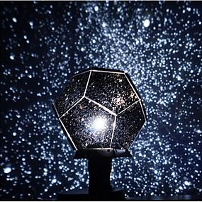 povoljno Igračke i razonoda-Noćno svjetlo zvijezde LED osvijetljenje Igračke za kućne ljubimce Mrtva priroda Fluorescentno Klasik Komadi