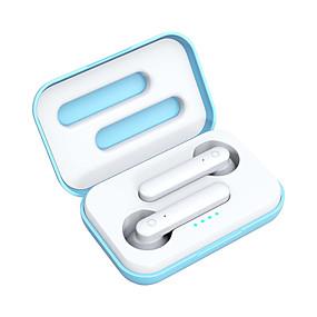 olcso Napi akciók-LITBest X26 TWS True Wireless Headphone Vezeték nélküli Sport & Fitness Bluetooth 5.0 Sztereó Kettős meghajtók Mikrofonnal