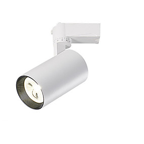 tanie Oświetlenie szynowe LED-led track track 15w komercyjny sufitowy reflektor punktowy cob reflektor punktowy