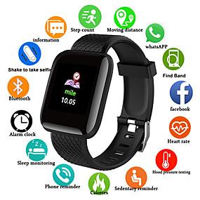 povoljno Pametni satovi-Smart Satovi Šiljci za meso Moderna Sportski Umjetna koža 30 m Vodootpornost Heart Rate Monitor Bluetooth Šiljci za meso Ležerne prilike Outdoor - Crn purpurna boja Zelen