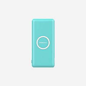 povoljno Banka s bežičnim punjačem-MOMAX 10000 mAh Za Eksterna baterija Power Bank 5 V Za 3 A Za Punjač sa kabelom / QC 3.0 / Bežični punjač LCD