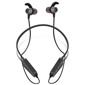 Χαμηλού Κόστους Ακουστικά για άθληση-LITBest X10 Ακουστικά με λαιμό Ασύρματη Αθλητισμός & Fitness Bluetooth 4.2 Στέρεο Διπλοί οδηγοί Με Μικρόφωνο