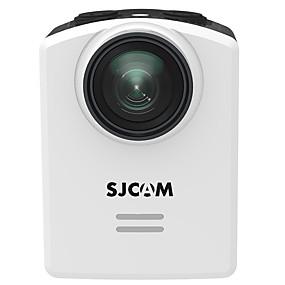 Недорогие Видеорегистраторы для авто-SJCAM SJCAM M20 2160P HD / Загрузочная автоматическая запись Автомобильный видеорегистратор 170° Широкий угол КМОП-структура 1.5 дюймовый LCD Капюшон с WIFI / Циклическая запись / Встроенный микрофон