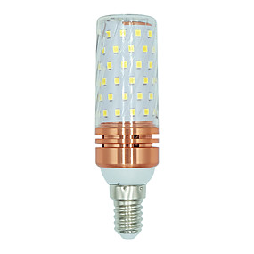 olcso LED kukorica izzók-brelong smd2835 60leds kukorica fény e27 220v fehér / meleg fehér / kettős színhőmérséklet 1 db