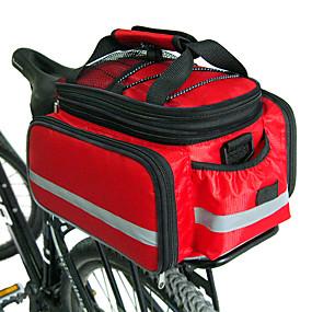 cheap Camping & Hiking Accessories-FJQXZ Bike Panniers Bag Bike Rack Bag Large Capacity Waterproof Adjustable Size Bike Bag Nylon Bicycle Bag Cycle Bag Cycling / Bike