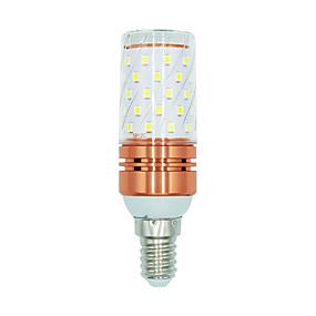 olcso LED kukorica izzók-brelong smd2835 60leds kukorica fény e27 220v fehér / meleg fehér / kettős színhőmérséklet