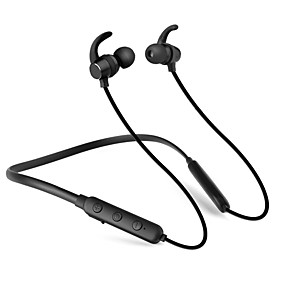 Χαμηλού Κόστους Ακουστικά για άθληση-LITBest X7 Ακουστικά με λαιμό Ασύρματη Κινητό Τηλέφωνο Bluetooth 4.2 Στέρεο Με Μικρόφωνο Με Έλεγχος έντασης ήχου