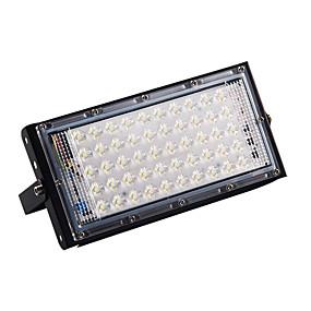 olcso LED projektorok-vezetett hangszóró klub 50w vízálló kültéri energiatakarékos fényszóró