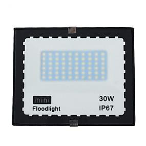 olcso LED projektorok-Az led ip67 fényszóró vízálló és villámbiztos mini kültéri világításai kiemelik a vetítéshez vezetett 30w-os fényszórót