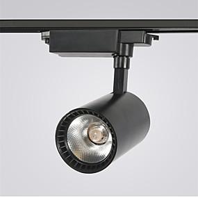 olcso Mennyezeti LED lámpák-led track fénycsövek reflektorfénybe 10w bevásárlóközpont ruhaüzlet reflektorfénybe showroom led track fény