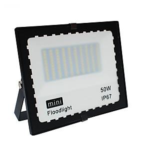 olcso LED projektorok-led iD67 fényszóró vízálló és villámbiztos mini kültéri világítás kiemeli a vetítési 50w-os fényszórót