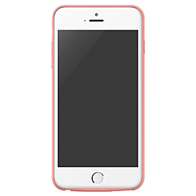 economico Custodie batterie iPhone-custodia per banca di potere dello zaino plaid baseus 3650mah per iphone6 / 6s plus rosa