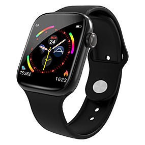 cheap Smart Watches-Smartwatch Digital Modern Style Sporty Silicone 30 m Water Resistant / Waterproof Heart Rate Monitor Bluetooth Digital Casual Outdoor - Black Silver+Gray Gold