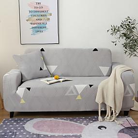 olcso Lakástextil-nyomtatott elasztikus kanapé tok - 1 db elasztikus poliészter spandex kanapéhuzat - univerzálisan felszerelt kanapé csúszó takaró bútorvédő