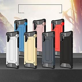 Недорогие Чехлы и кейсы для Galaxy Note 8-Кейс для Назначение SSamsung Galaxy S9 / S9 Plus / S8 Plus Ультратонкий Кейс на заднюю панель Однотонный ТПУ / пластик