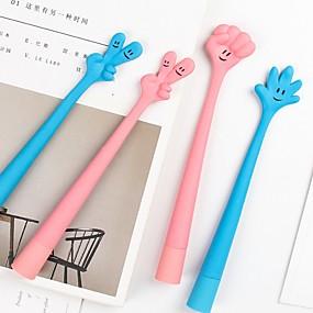 tanie Artykuły biurowe-Długopis kulkowy Plastik 1 pcs Klasyczny Wszystko