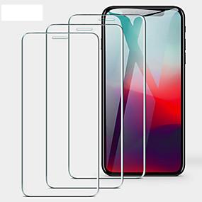 ราคาถูก ฟิล์มกันรอยสำหรับ iPhone 11 Pro-AppleScreen ProtectoriPhone 11 ความละเอียดสูง (HD) Front Screen Protector 3 ชิ้น กระจกไม่แตกละเอียด