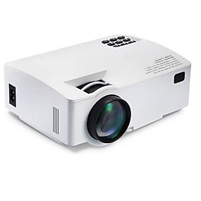 povoljno Projektori-WAZA WAZA A8 LED Projektor 100 lm Android podrška / 4K