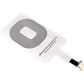 Недорогие Автомобильные зарядные устройства-Ци беспроводной зарядки быстрый беспроводной приемник зарядного устройства для iphone