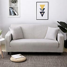 billige Tekstiler til hjemmet-sofadæksel strækning billige glidebetræk blød holdbar sovesofa 1 stykke spandex jacquard stof vaskbar møbelbeskytter lænestol elsker sæde l-form