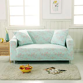 povoljno Tekstil za dom-cvjetne boje otporne na prašinu, svemoćni kauč navlači super kauč od presvlake od tkanine s jednom besplatnom jastučnicom