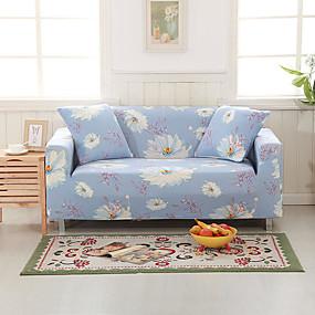 povoljno Tekstil za dom-vodeni ljiljan otisak protiv prašine, svemoćni navlake za kauče super kauč od presvlake od tkanine s jednom besplatnom jastučnicom