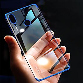 Недорогие Чехлы и кейсы для Huawei Honor-ТПУ силиконовый мягкий чехол для huawei p30 lite pro p20 plus z nova 3 3i 5 10 honor 9 lite 8x 20 10i mate 20 30 pro чехол