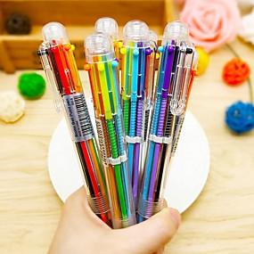 olcso Ceruzák és tollak-Golyóstoll Műanyag 1 pcs Klasszikus Összes