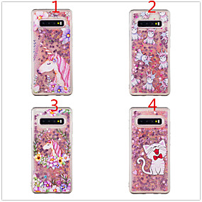 voordelige Galaxy J7(2017) Hoesjes / covers-case voor samsung scene map samsung galaxy s10 s10e s10 plus a50 a70 dumeng cartoon patroon tpu materiaal all-inclusive mobiele telefoon case