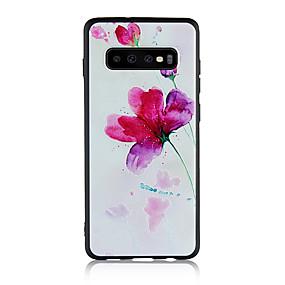 Недорогие Чехлы и кейсы для Galaxy A7(2016)-чехол для samsung карта сцены samsung galaxy s10 s10e s10 plus a50 a70 красочный матовый рельефный утолщенный материал тпу универсальный чехол для мобильного телефона