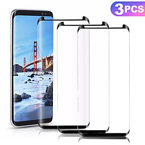 Недорогие Чехлы и кейсы для Galaxy S-SamsungScreen ProtectorS9 HD Защитная пленка для экрана 2 штs Закаленное стекло