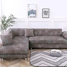 povoljno Tekstil za dom-ispisati otporne na prašinu svemoćne navlake kauča super navlaka za kauč od tkanine s jednom besplatnom jastučnicom