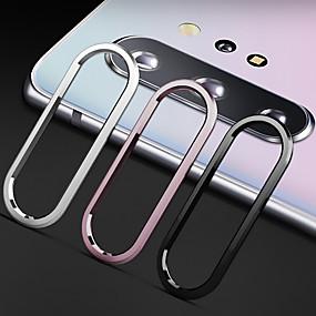 Недорогие Чехлы и кейсы для Galaxy Note-Защитное кольцо для объектива камеры из титанового сплава для Samsung Galaxy Note 10 / Note 10 плюс высокое разрешение