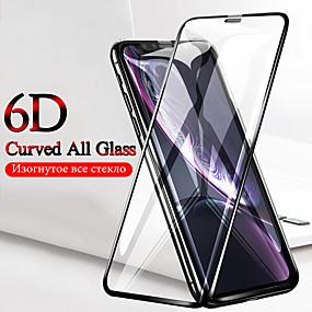 preiswerte Displayschutzfolien für iPhone 11 Pro-alle abdeckung 6d anti fingerabdruck iphone 11 11pro 11promax x xs xr xsmax 7/8 7p / 8p 6 / 6s 6p / 6sp displayschutzfolie