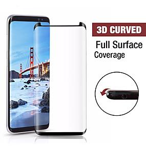 Недорогие Чехлы и кейсы для Galaxy S-SamsungScreen ProtectorS9 HD Защитная пленка для экрана 3 ед. Закаленное стекло