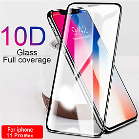 preiswerte Displayschutzfolien für iPhone 11 Pro-10d Vollbildschirm Displayschutzfolie für iPhone 11 max xr xs x 8 7 6