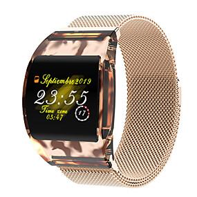 tanie Inteligentne opaski na rękę-p63 smartwatch bluetooth fitness tracker dla telefonów z systemem iOS / Samsung / Android obsługuje monitor tętna / monitor snu