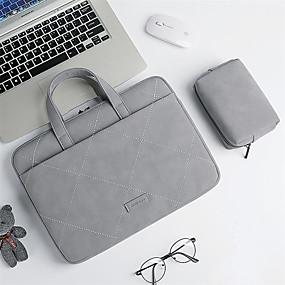 povoljno Oprema za prijenosna računala-torba za laptop i miš 14 14 inčna torba za laptop torbica torbice torbice otporna na udarce prijenosno računalo za laptop macbook air pro