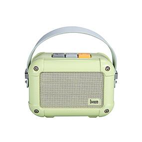 povoljno Oprema za PC i tablet-divoom macchiato prijenosni bežični bluetooth zvučnik s fm radio tws funkcijom podrške ios i android sustav imaju poklon paket