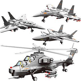 ราคาถูก โมเดลและตึกของเล่น-DILONG Building Blocks บล็อกทางทหาร Block Minifigures 20-480 pcs Military ทหาร สงครามครั้งที่สอง ที่เข้ากันได้ Legoing Toy ของขวัญ / สำหรับเด็ก / ของเล่นการศึกษา
