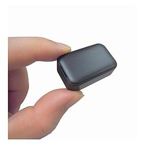 Недорогие Автоэлектроника-gw07 gps трекер gsm wifi lbs locator sos двусторонняя связь tf карта веб-приложение отслеживание диктофон