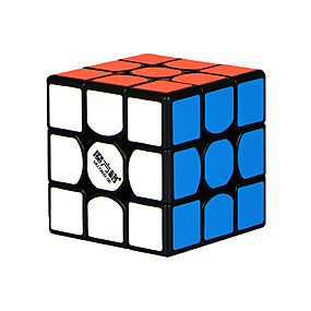 cheap Educational Toys-Speed Cube Set Magic Cube IQ Cube QI YI LEISHENG 120 3*3*3 Magic Cube Stress Reliever Puzzle Cube Professional Level Speed Professional Classic & Timeless Kid's Adults' Children's Toy Boys' Girls'