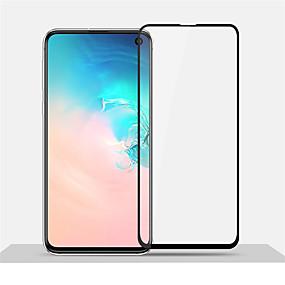 Недорогие Защитные плёнки для экранов Samsung-подходит для samsung galaxy s8 / 9/10 s10e 9d полностью изогнутый протектор экрана