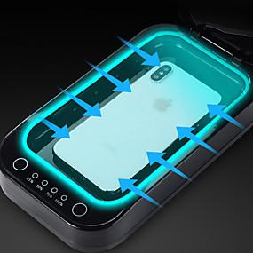 povoljno Elektronika za osobnu njegu-Sterilizator za mobilni telefon Dezinfekcija / UV dezinfekcija PVC Anti-Miris