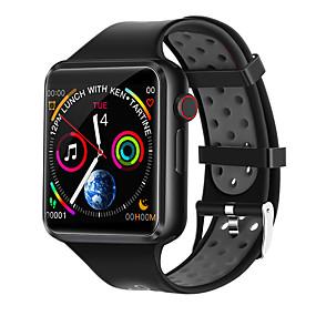 povoljno Pametni satovi-C5 Uniseks Smart Satovi Android iOS Bluetooth Vodootporno Heart Rate Monitor Mjerenje krvnog tlaka Udaljenost praćenje Informacija Brojač koraka Podsjetnik za pozive Mjerač aktivnosti Mjerač sna