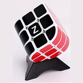 ieftine Jucării educaționale-Magic Cube IQ Cube Zcube Scramble Cube / Floppy Cube 3*3*3 Cub Viteză lină Cuburi Magice puzzle cub Rotativ Ușor de transportat Adulți Copii Jucarii Toate Cadou
