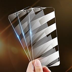 billiga iPhone XR-10st glas på iphone 11 pro fullskärm härdat glasfilm för iphone xs max / xr / xs / x helskärm explosionssäker film full täckning